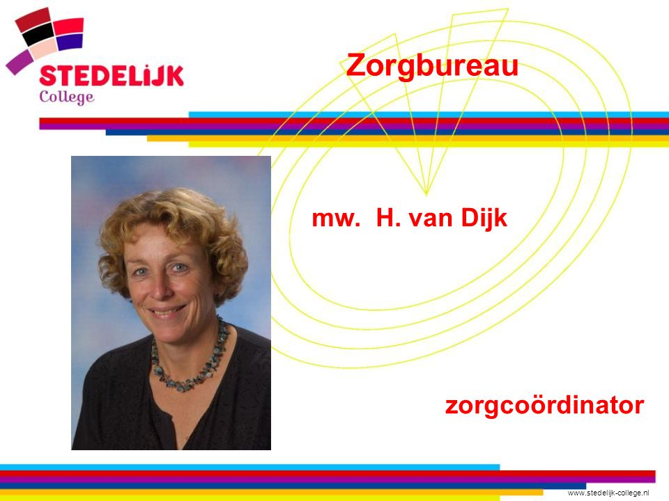www.stedelijk-college.nl Voorlichtingsavond 2 e leerjaar Deze leerweg wordt in Zoetermeer niet aangeboden.