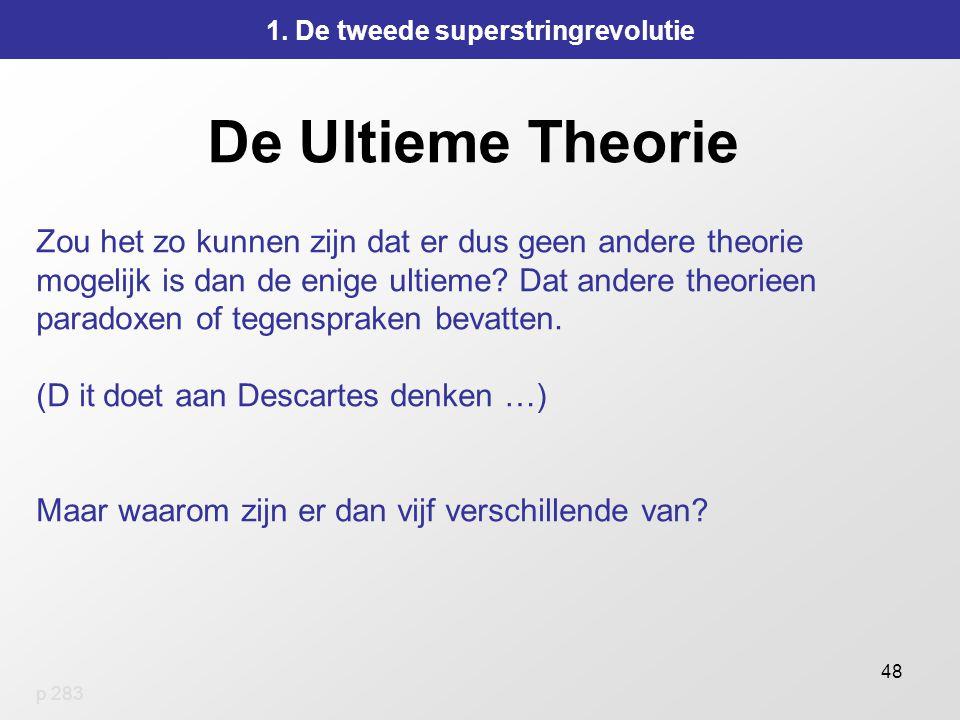 48 De Ultieme Theorie 1.