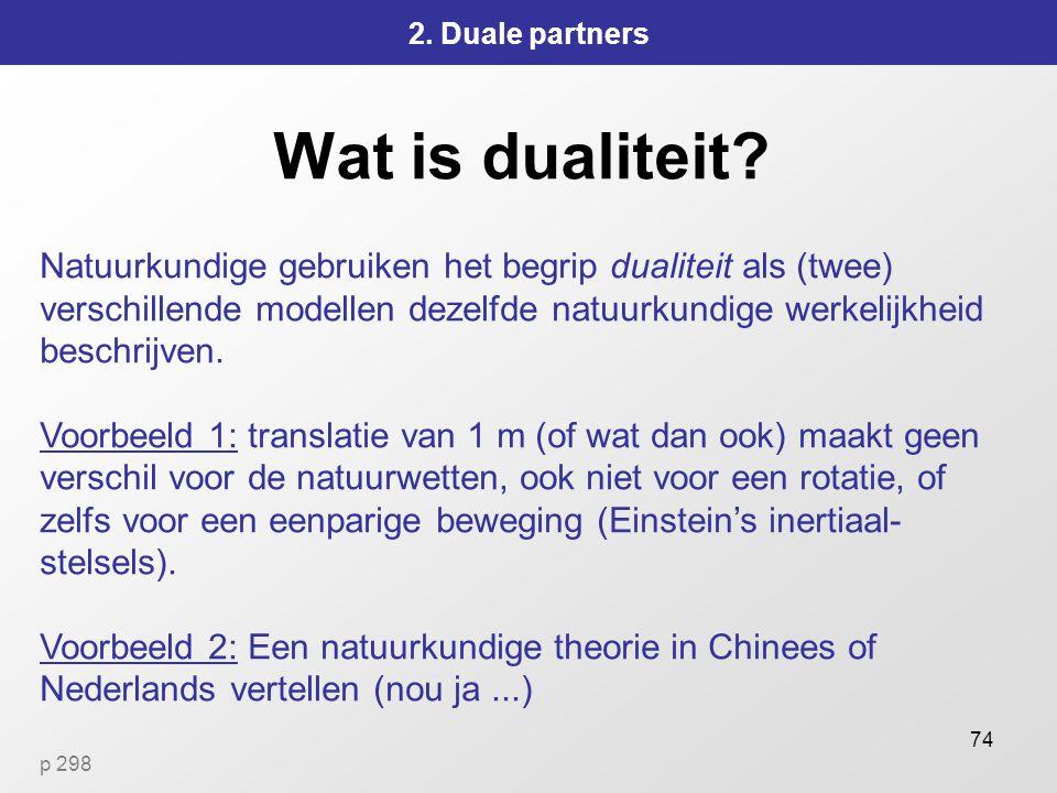 74 Wat is dualiteit.2.