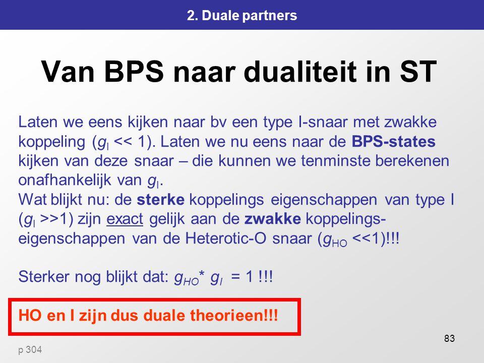 83 Van BPS naar dualiteit in ST 2.