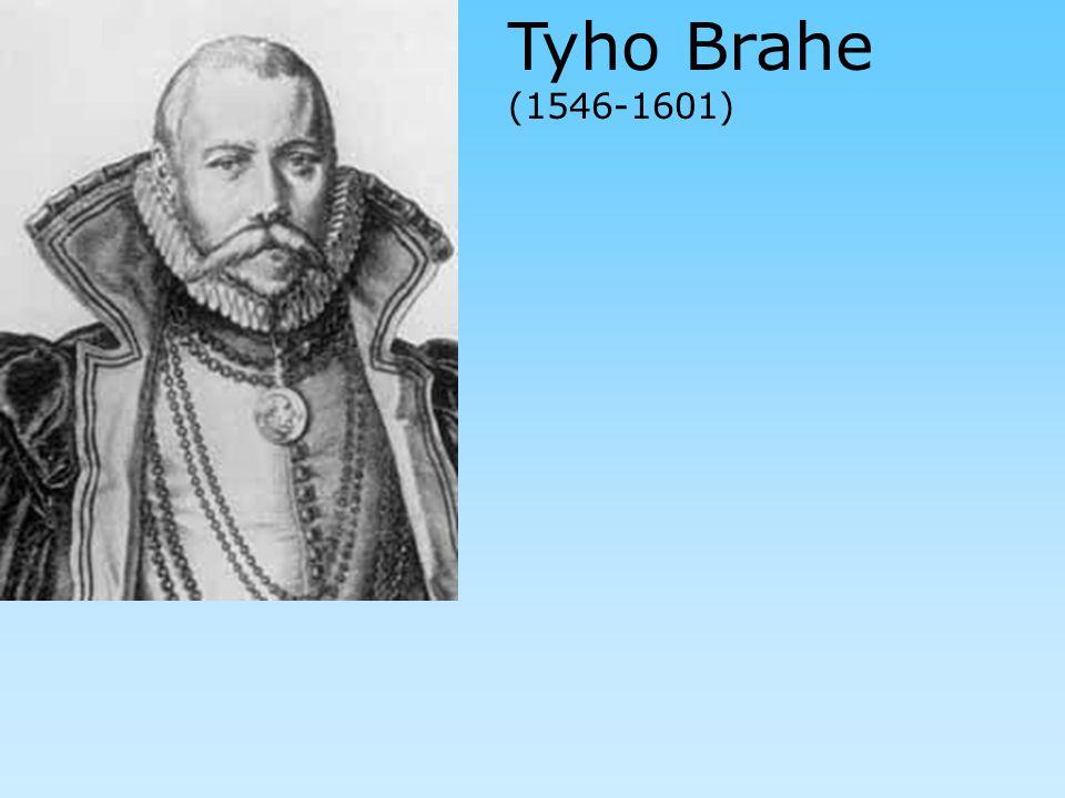 Tyho Brahe (1546-1601)