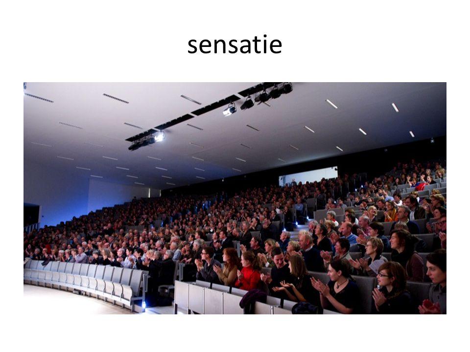 sensatie