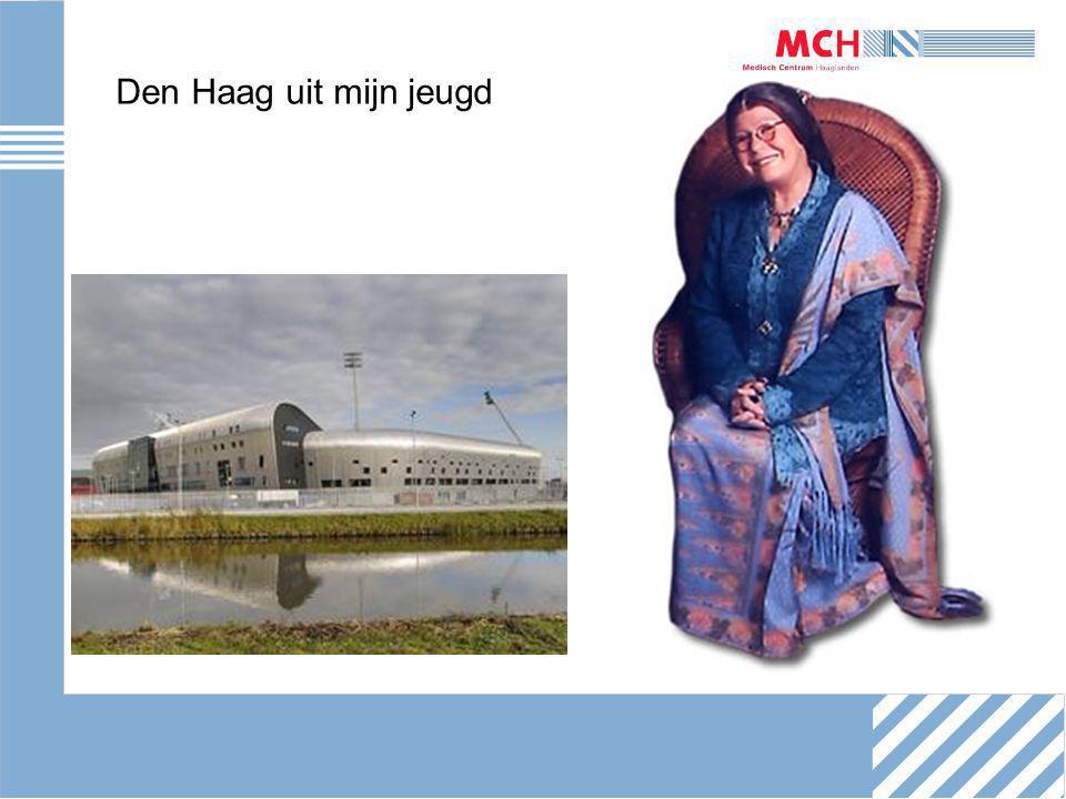 Den Haag uit mijn jeugd