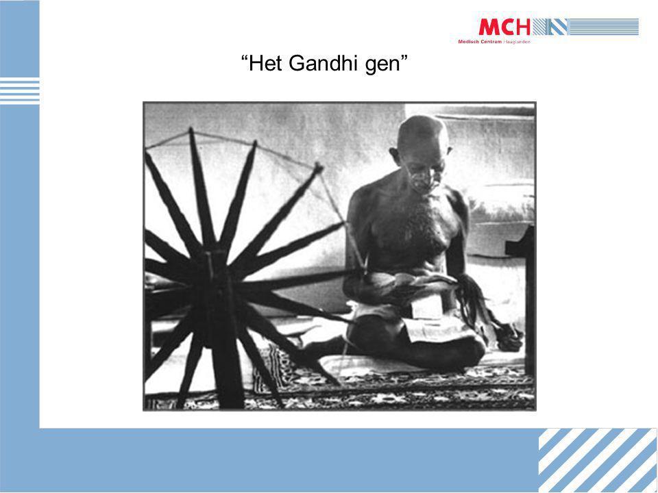Het Gandhi gen