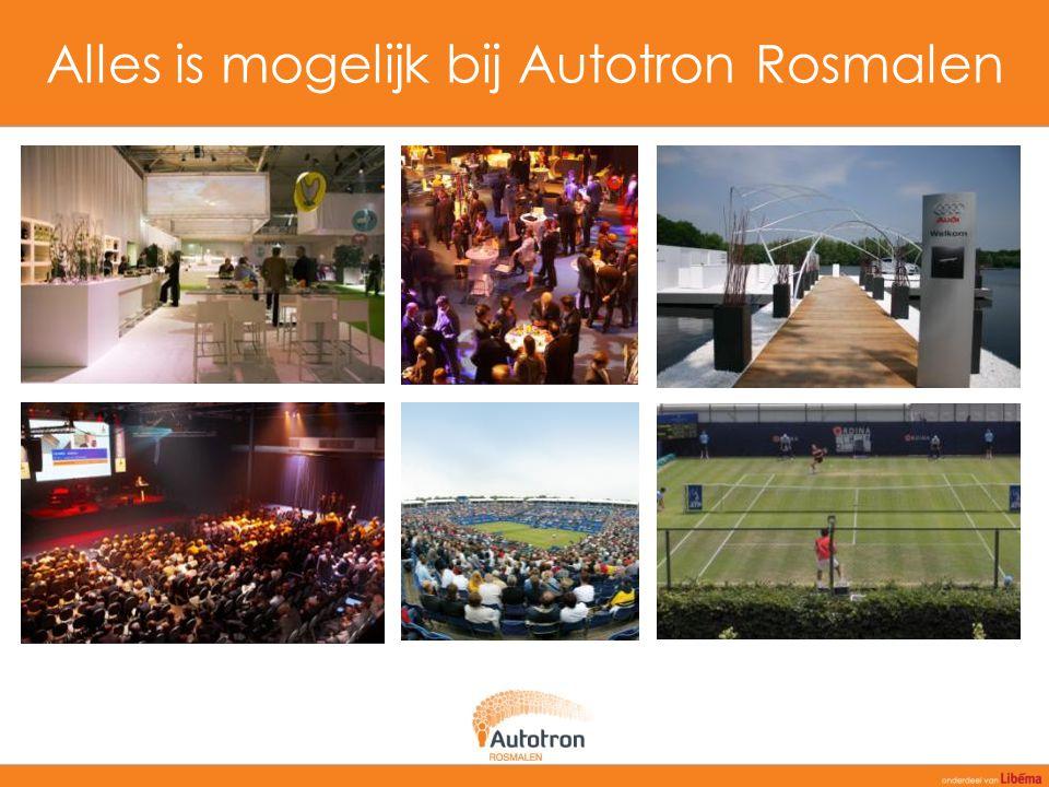 Alles is mogelijk bij Autotron Rosmalen