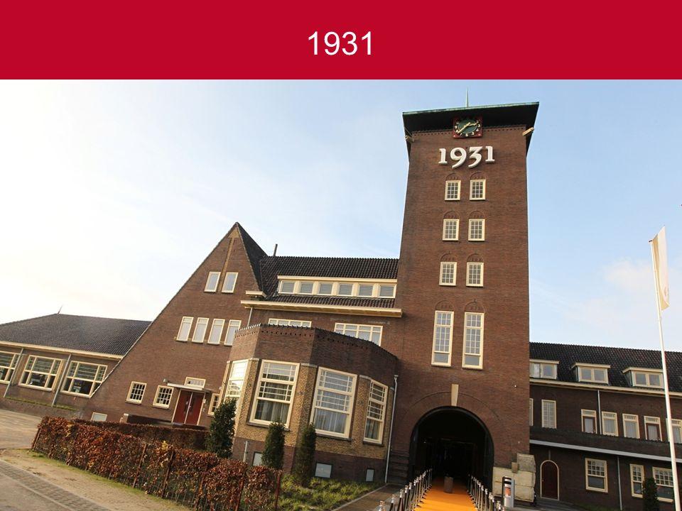 50 tot 10.000 gasten Ruim 4.000 parkeerplaatsen Slechts één uur rijden vanaf Amsterdam, Rotterdam en Antwerpen 1931
