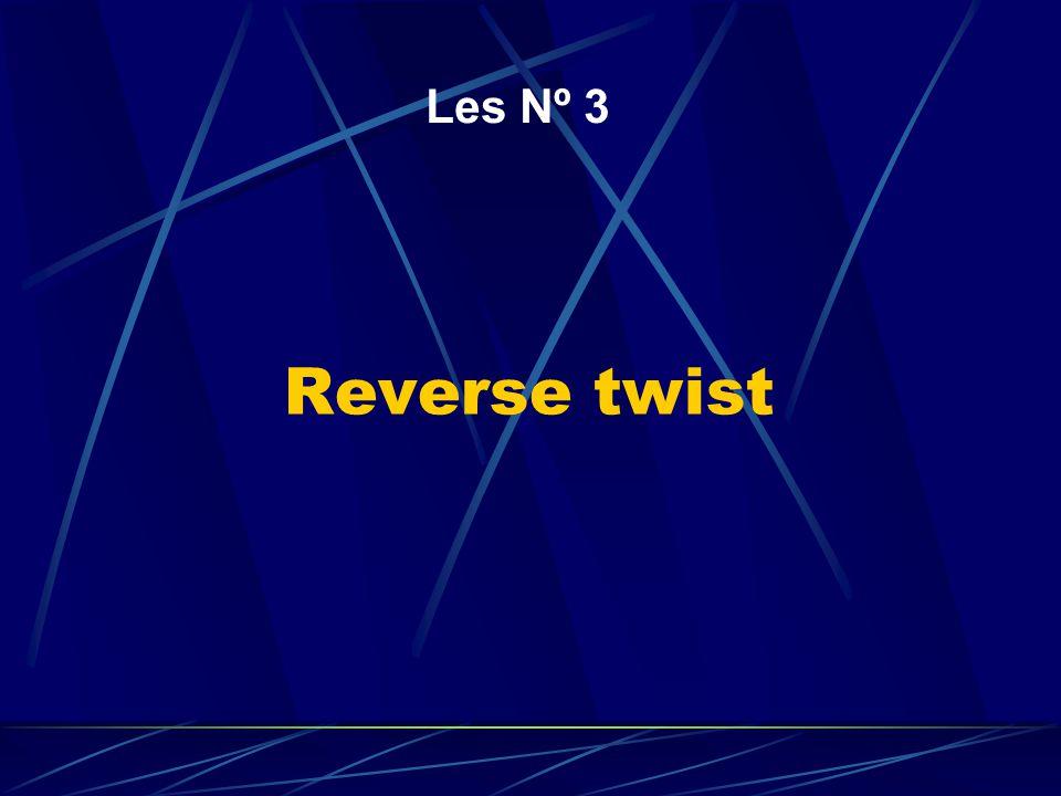 Reverse twist Les Nº 3