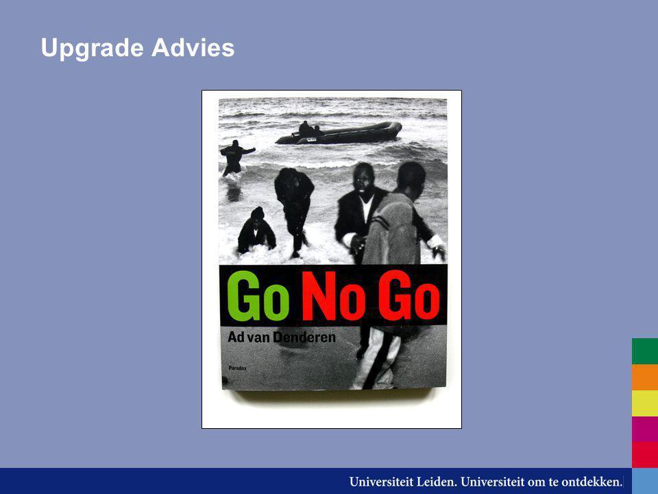 Upgrade Advies