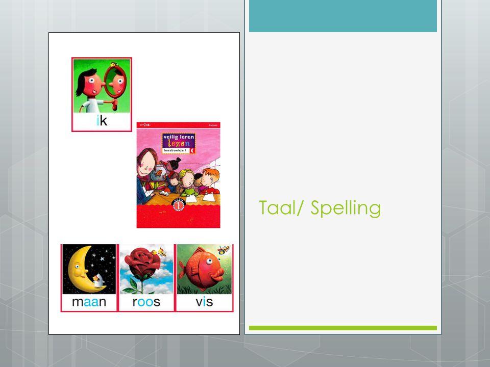 Taal/ Spelling