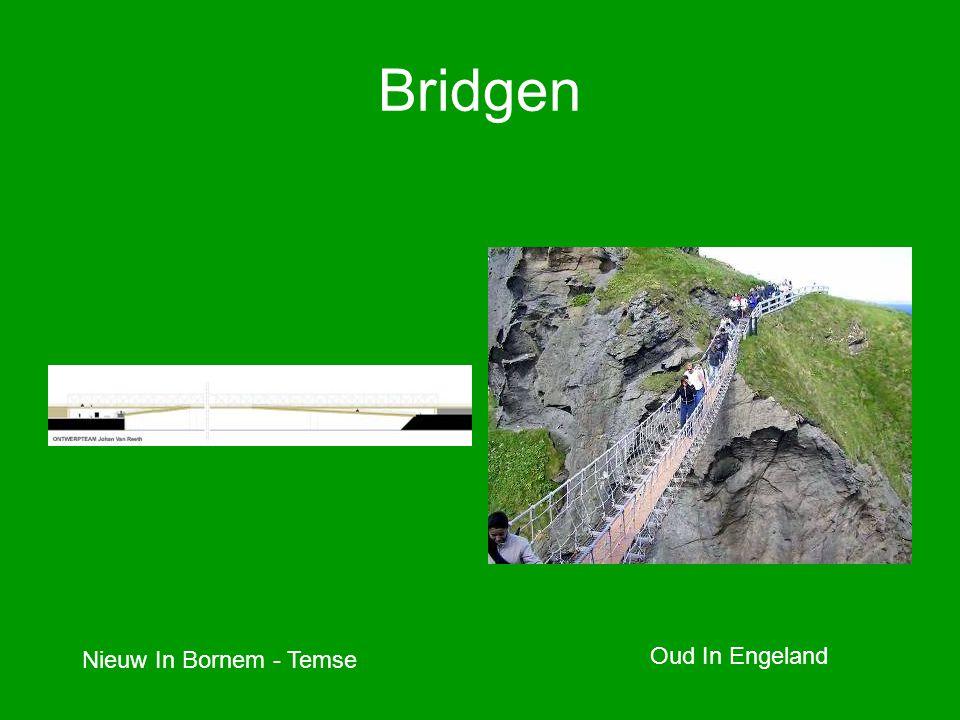 Bridgen Nieuw In Bornem - Temse Oud In Engeland