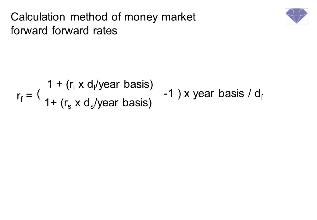 Zero-couponrente  Herbeleggingsrente = forwardrente (circa 8%)  Eindwaarde obligatie is dus:  EUR 70 + 8% x EUR 70 = EUR 75,6  EUR 1145,60  Rendement zero-couponobligatie  1145,60 / (1 + zero-couponrente) 2 = 1000  zero-couponrente = 7,035348