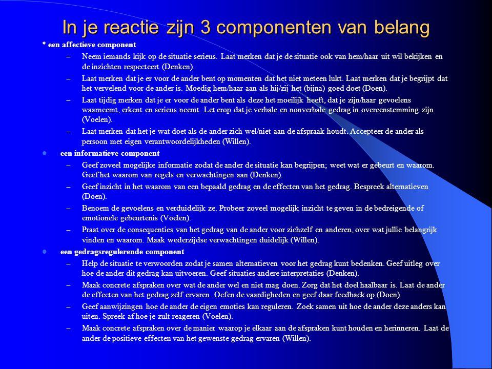 Een positief klimaat http://youtu.be/gBo73BL0TaA http://www.youtube.com/watch?v=V2DrcV Ab_Jg http://www.youtube.com/watch?v=V2DrcV Ab_Jg http://www.youtube.com/watch?v=17TMn QjVK4c