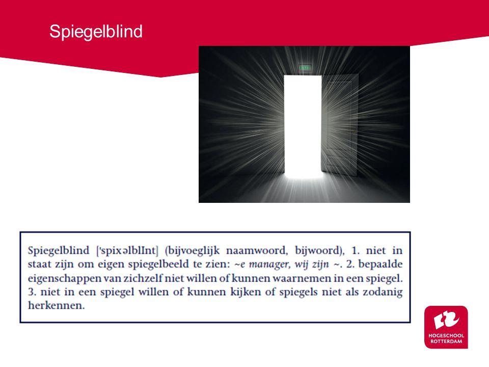 Spiegelblind