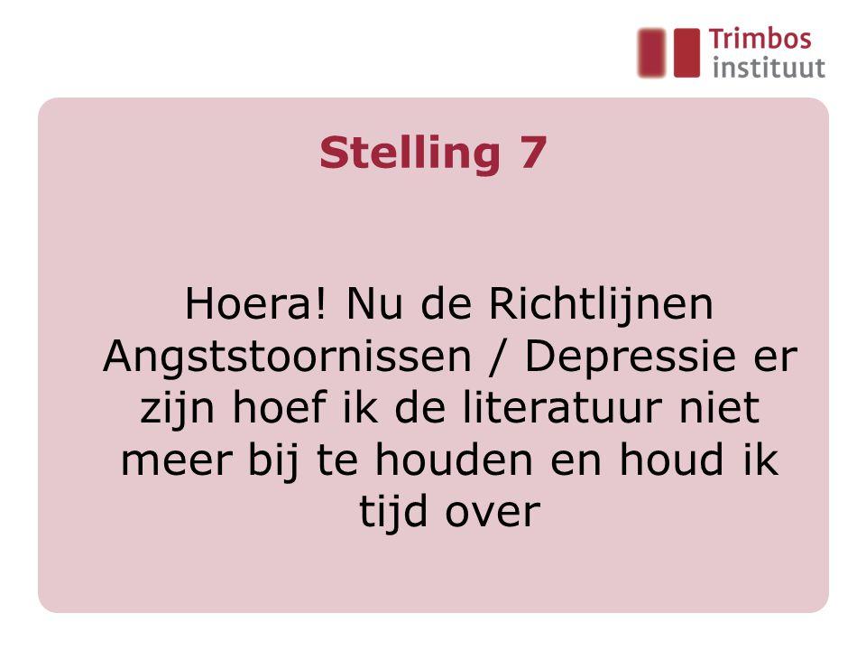 Stelling 7 Hoera.