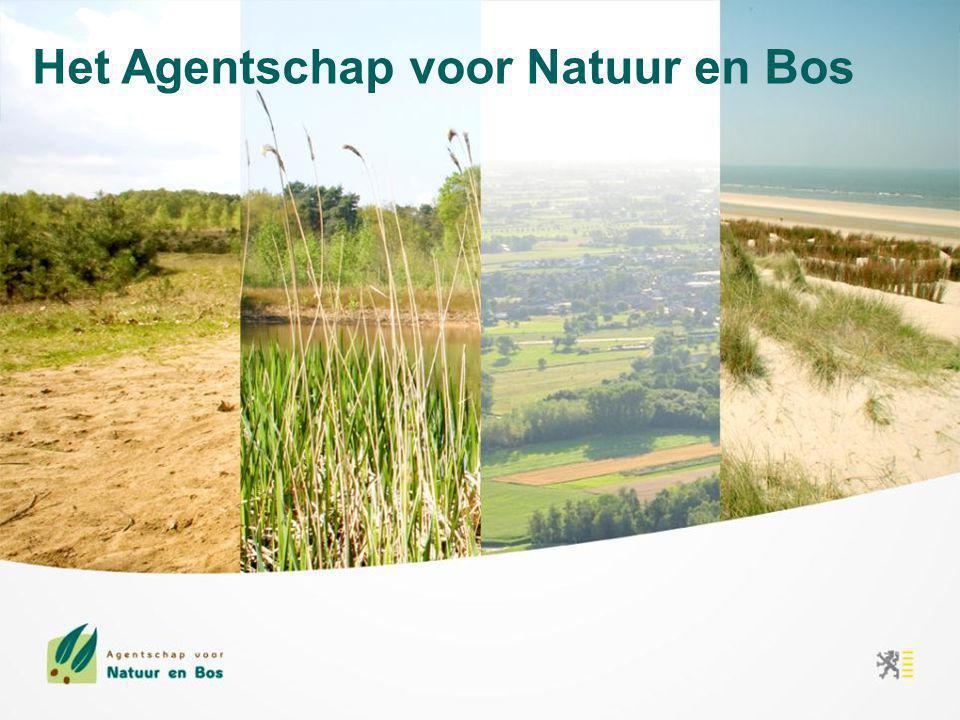 Het Agentschap voor Natuur en Bos
