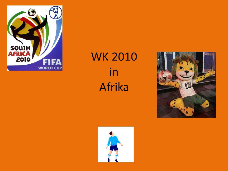 WK 2010 in Afrika
