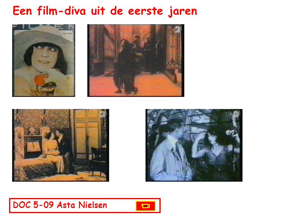 DOC 5-09 Asta Nielsen Een film-diva uit de eerste jaren