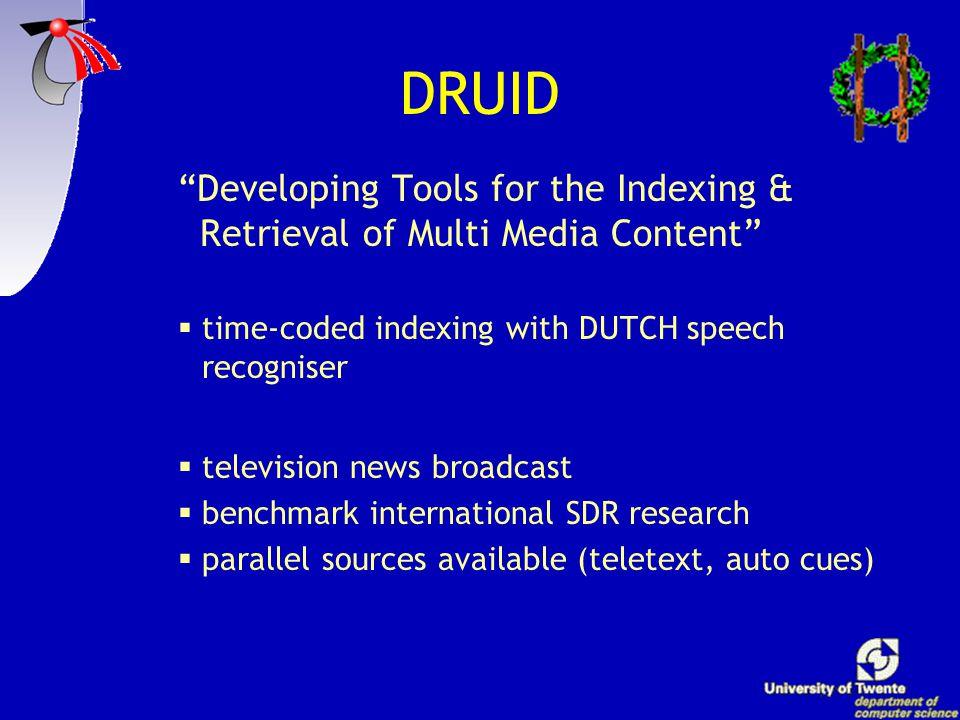 DRUD Document Retrieval Using Intelligent Disclosure