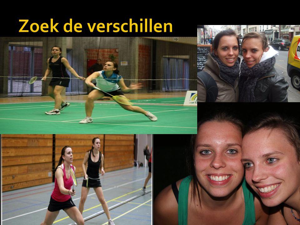  Ongeveer 10 jaar  Klassement : b1  Doel : A  1 jaar topsport in West- Vlaanderen  verschillende selecties  Disciplines : * dubbel ( met meisje) * enkel * mix ( met jongen)