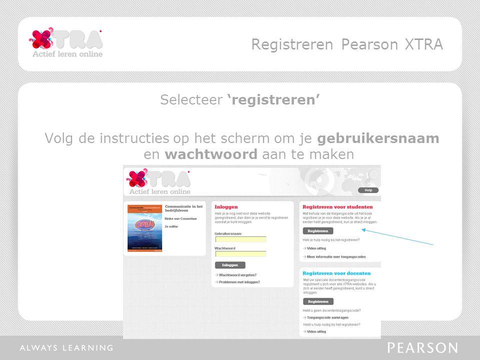Aanmelden eText cursus Indien je docent een wachtwoord heeft gekoppeld aan zijn cursus, vul deze dan in en klik op 'Okee'.