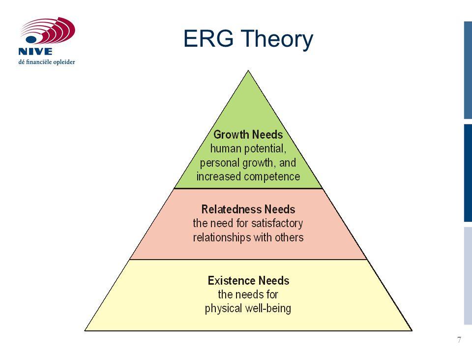 7 ERG Theory