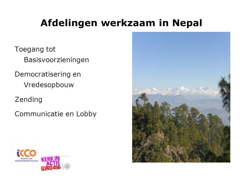 Communicatie en Lobby EU Country Strategy Paper Nepal Un 1325 Sterke Vrouwen Campagne Nepal lobby platform