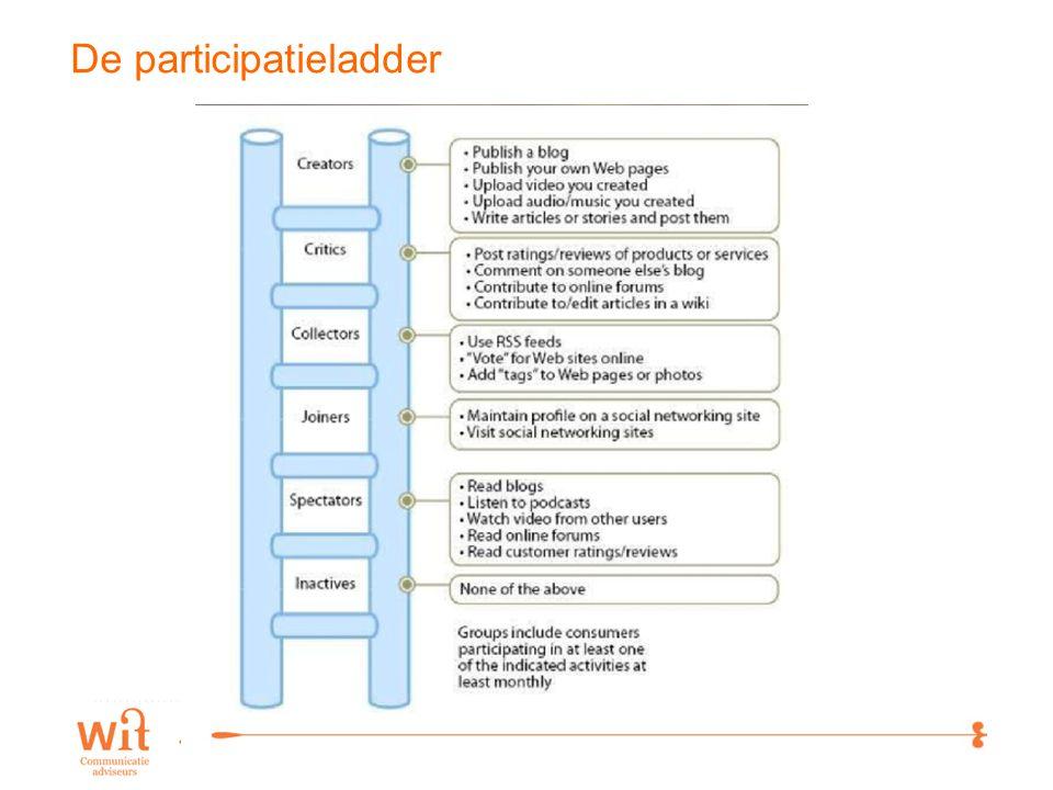 11 De participatieladder