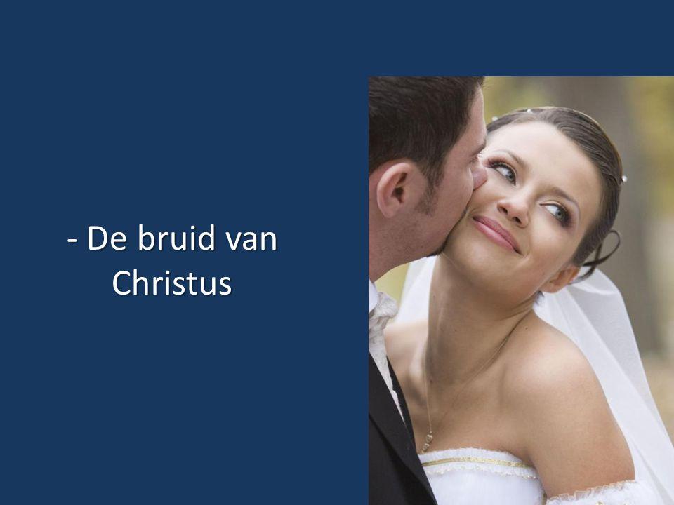 - De bruid van Christus