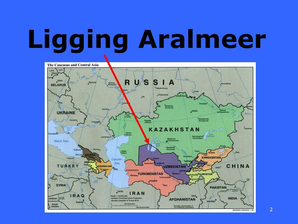 2 Ligging Aralmeer