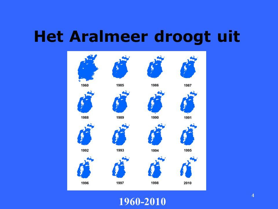 4 Het Aralmeer droogt uit 1960-2010
