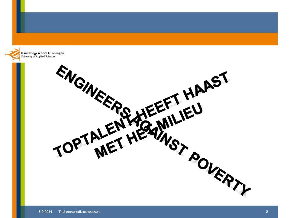 18-9-2014Titel presentatie aanpassen2