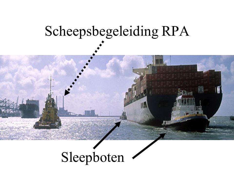 Scheepsbegeleiding RPA Sleepboten