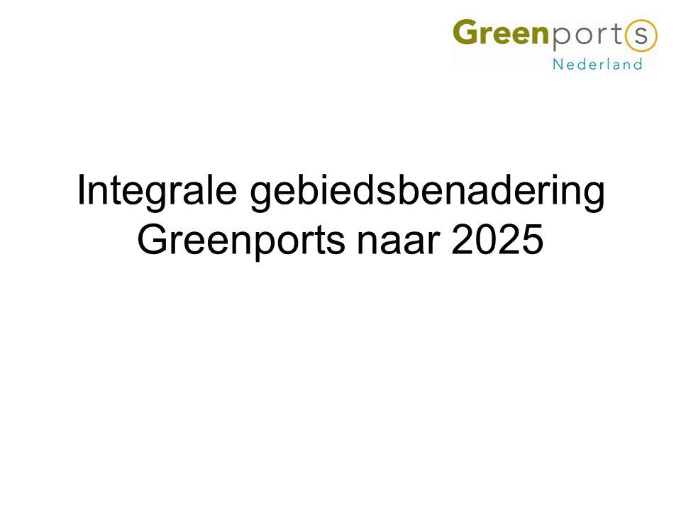 Integrale gebiedsbenadering Greenports naar 2025
