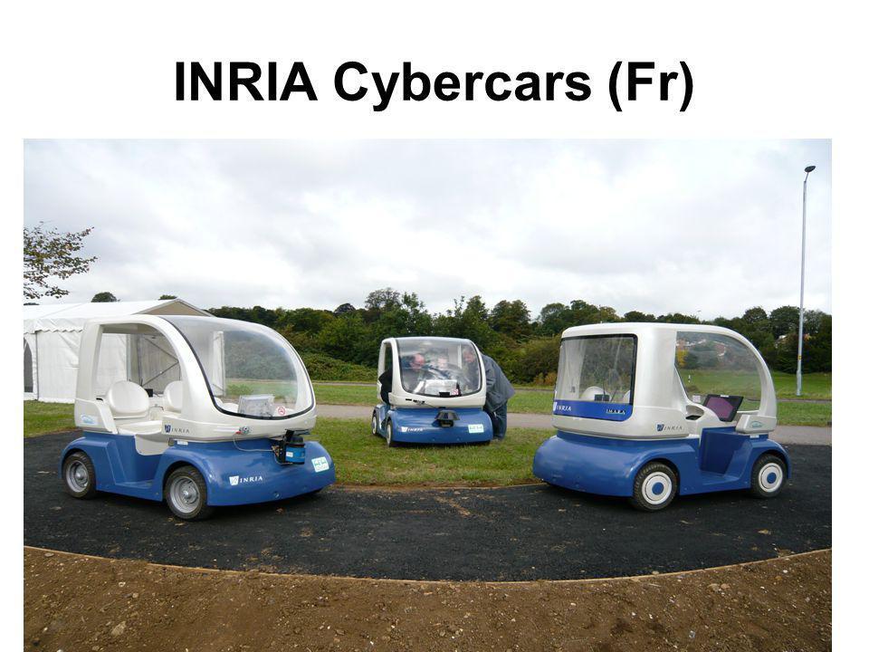 INRIA Cybercars (Fr)