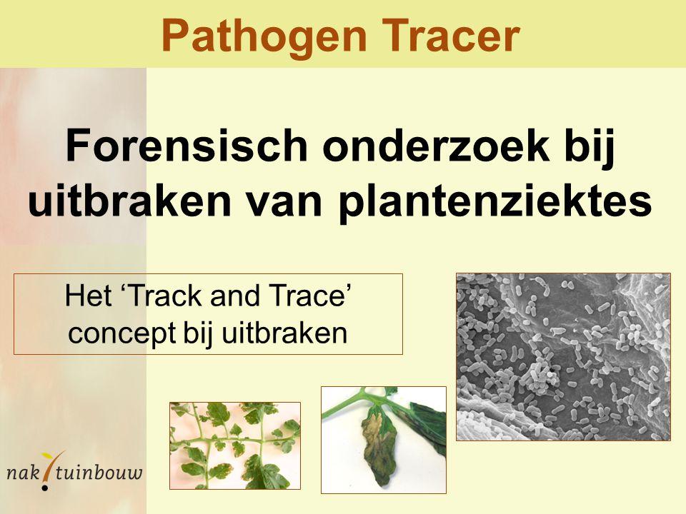 Database met pathogenen