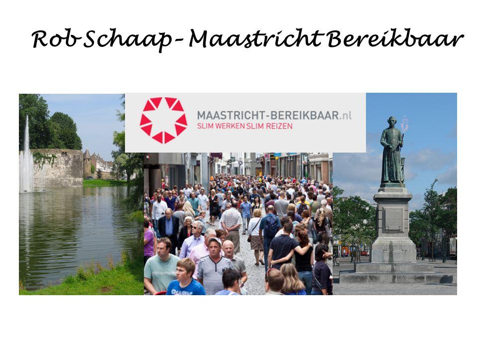 Rob Schaap– Maastricht Bereikbaar