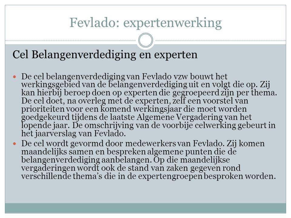 Fevlado: missie en doelstellingen Waarom Fevlado? Fevlado leeft middenin de Vlaamse dovengemeenschap en heeft zeer veel contacten binnen en buiten Vla