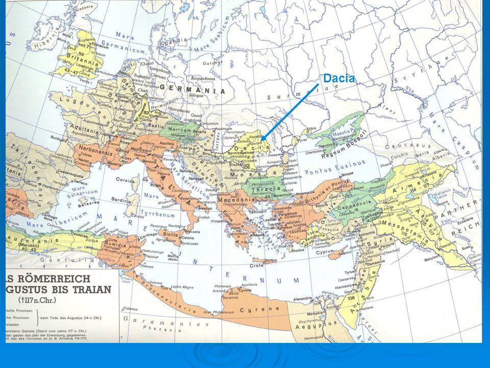 Forum Traianum  gebouwd met de oorlogsbuit van de oorlog tegen de Daciërs.
