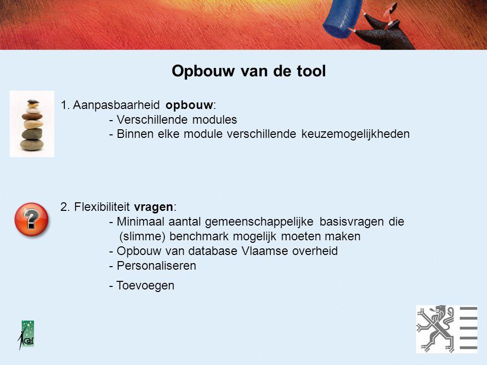 Meer informatie? => handleiding en tool klantenpeiling op vraag Vragen?