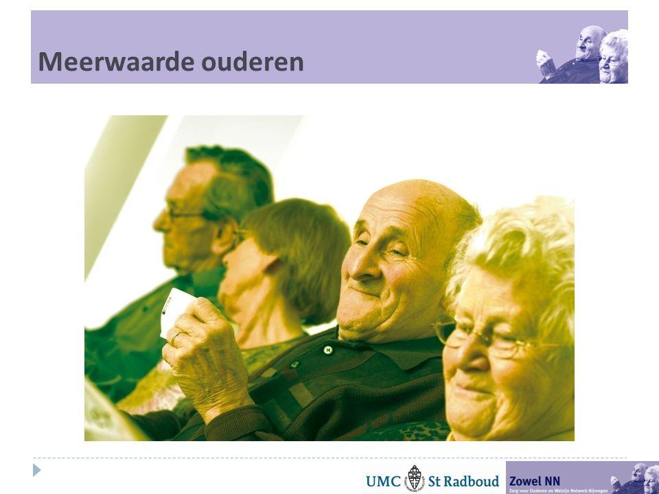 Meerwaarde ouderen