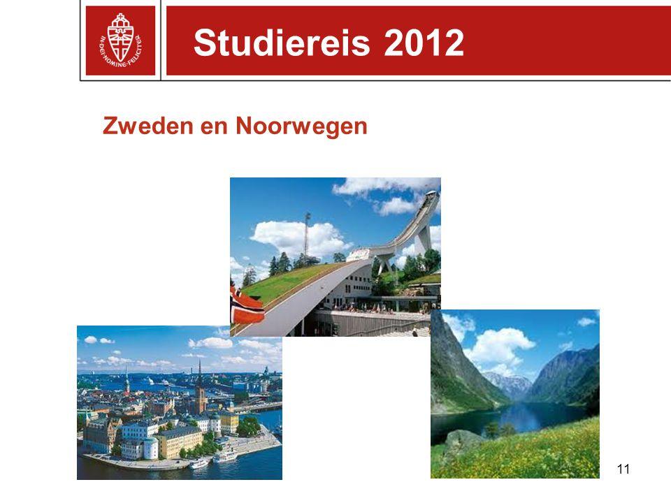 Zweden en Noorwegen Studiereis 2012 11