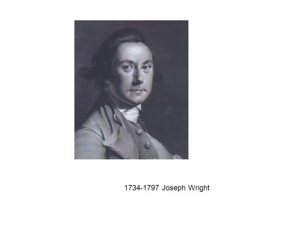 1734-1797 Joseph Wright