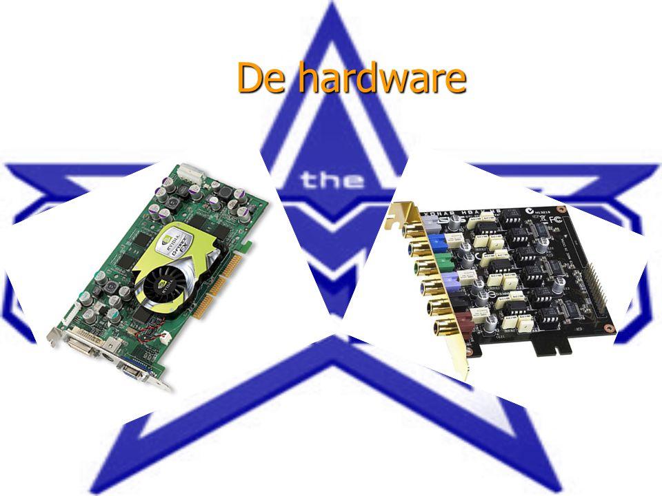 De hardware De hardware
