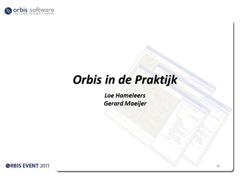01 Orbis in de Praktijk Loe Hameleers Gerard Maeijer