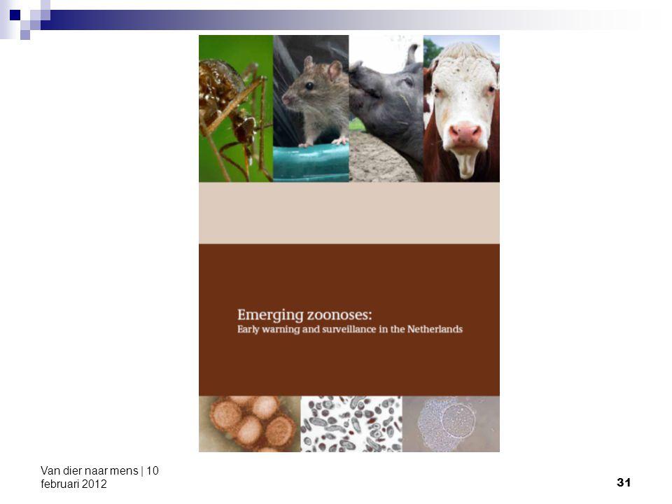 31 Van dier naar mens | 10 februari 2012