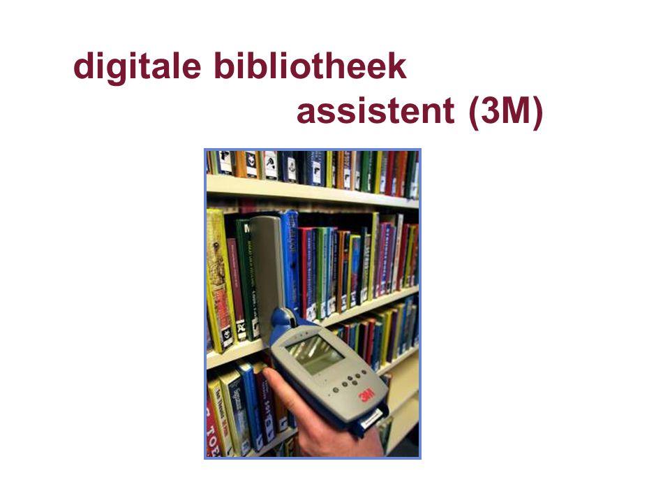digitale bibliotheek assistent (3M)
