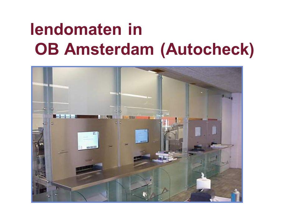 lendomaten in OB Amsterdam (Autocheck)