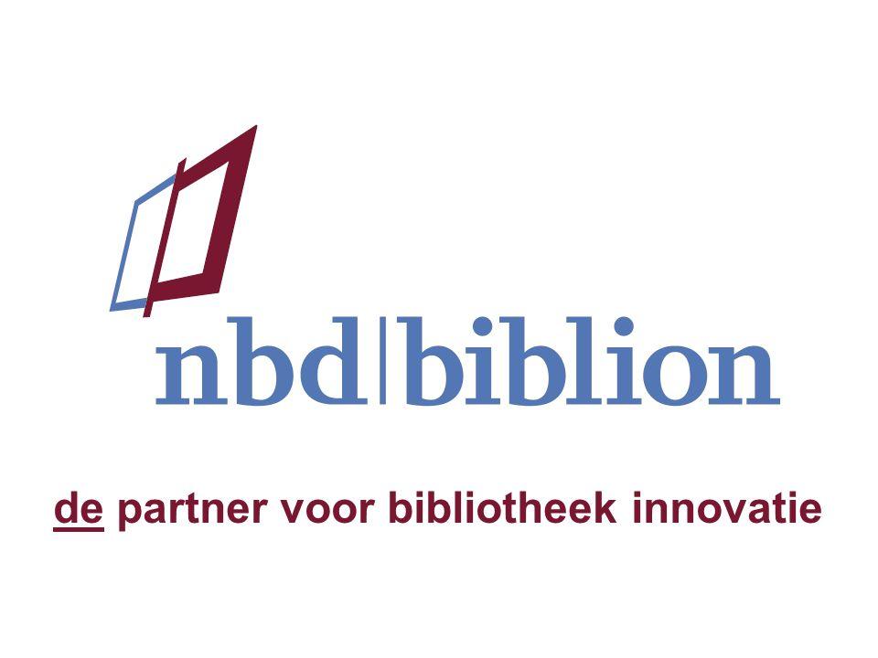 de partner voor bibliotheek innovatie
