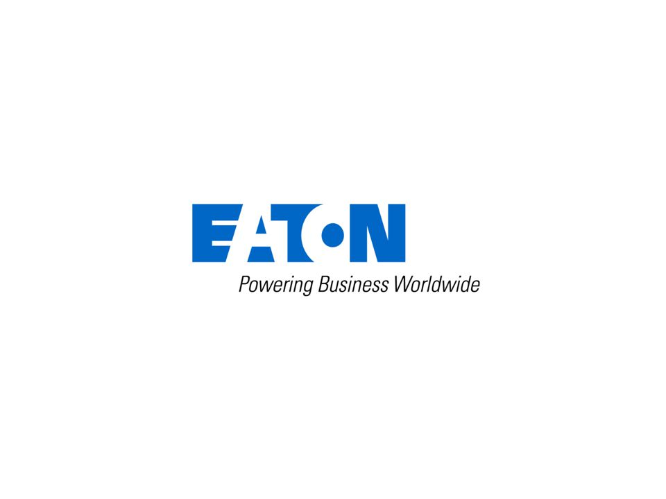 99 © 2012 Eaton Corporation. All rights reserved.