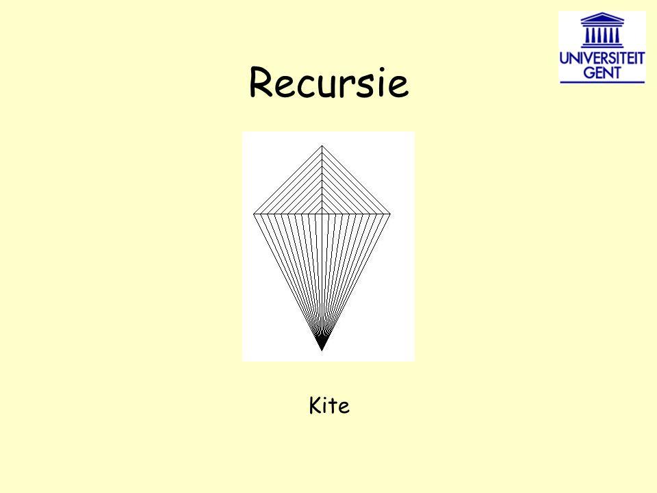 Recursie Kite